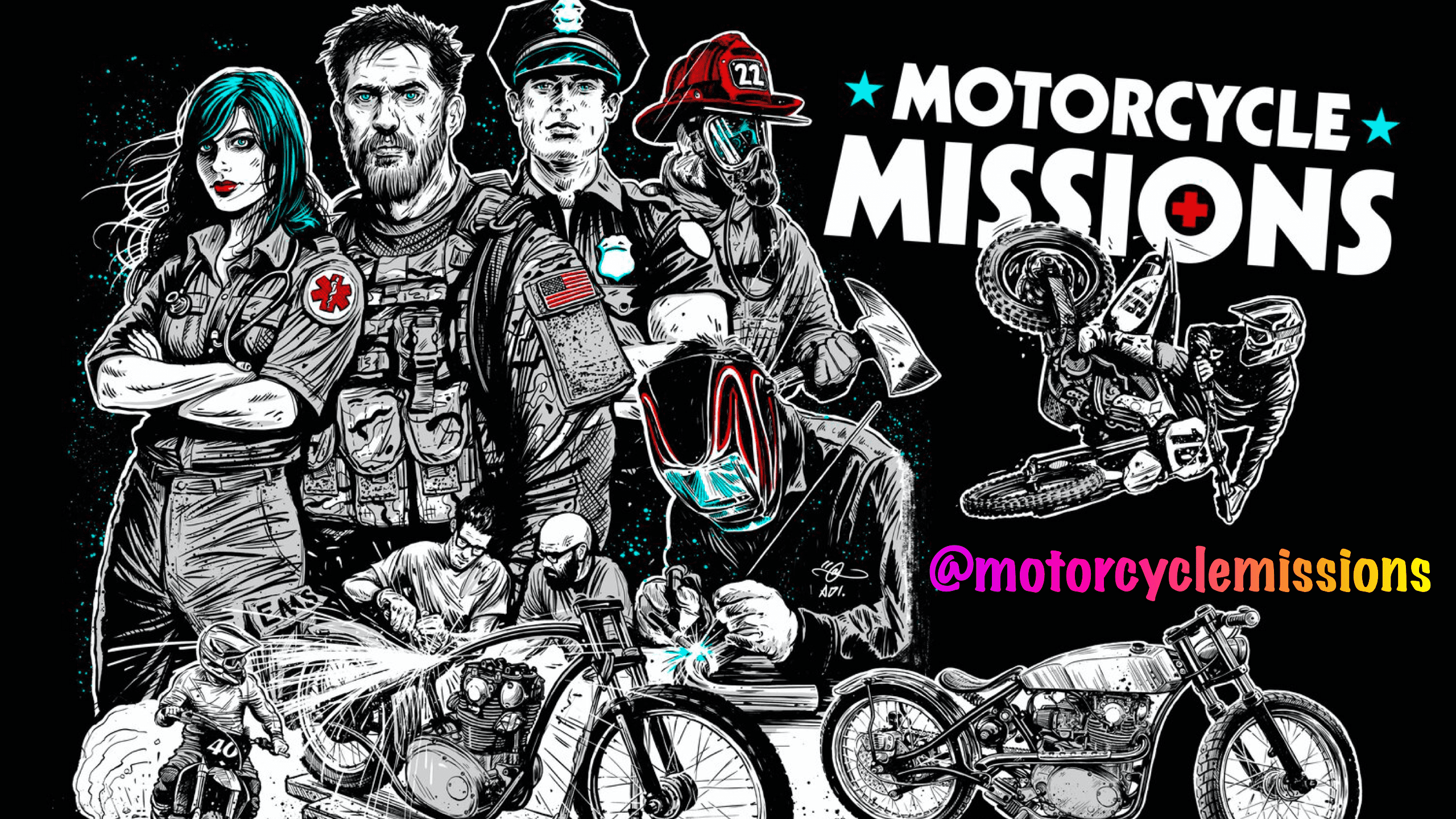 Motorcycle Mission