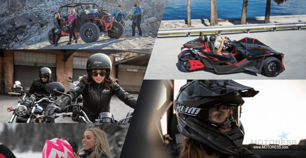 Female International Ride Day