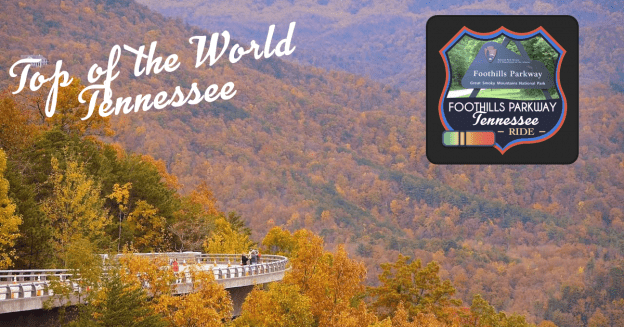 Foothills Parkway Tennessee